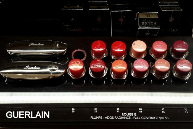 Rouge G de Guerlain Jewel Lipstick Photos Swatches Makeup Beauty Indian Blog